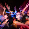 Fans enjoy the Finntroll  concert at Yugong Yishan Friday, August 23rd, Beijing, China.  Photo by Mitchell Pe Masilun
