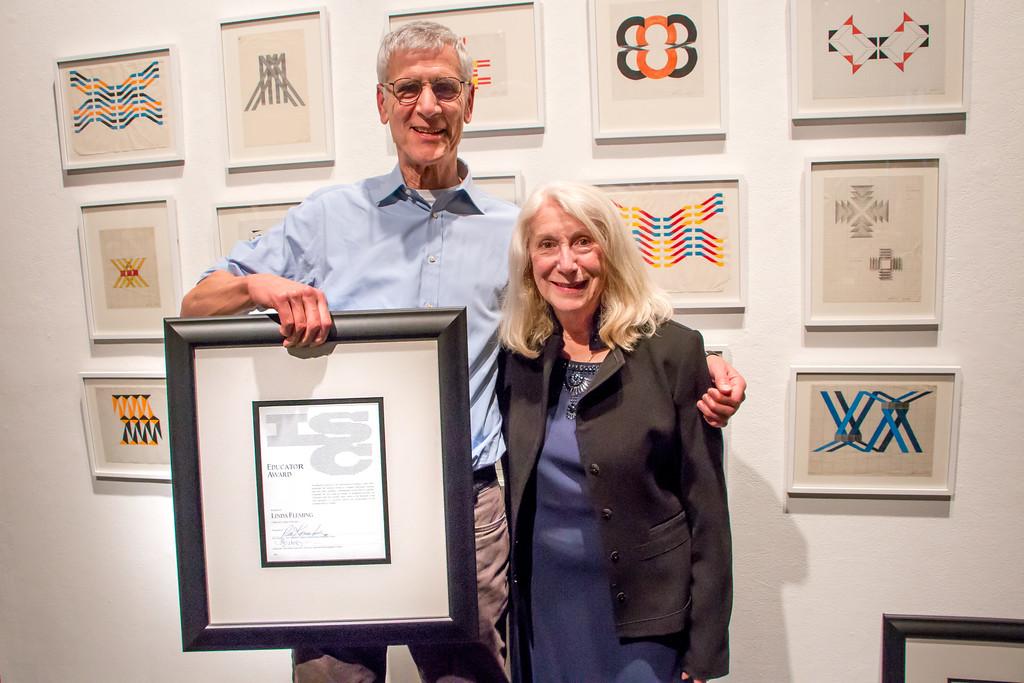 Stephan Beal and Linda Fleming