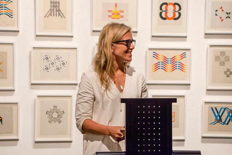 Sarah Bird, alumus of CCA MFA