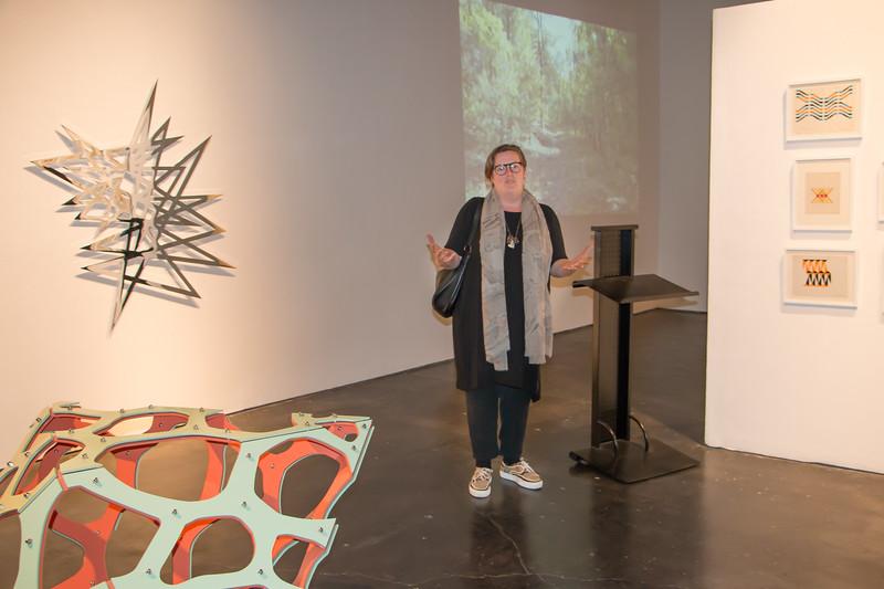 Alison Smith, Chair, CCA Sculpture Program