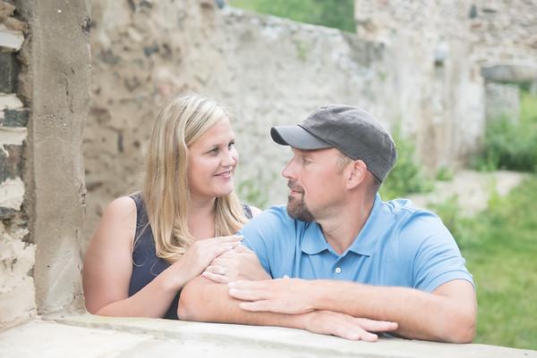 Lindsay & George Engagement