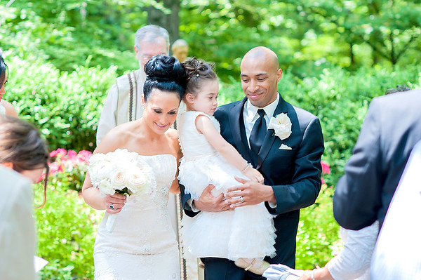 Lindsey & James: {married}!