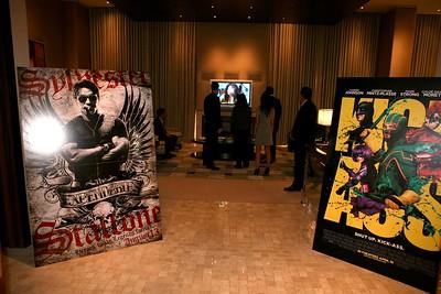 ShoWest 2010 - Day 2 - Lionsgate Cocktail
