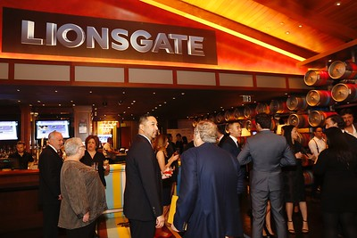 Lionsgate Cocktail Party at CinemaCon 2016