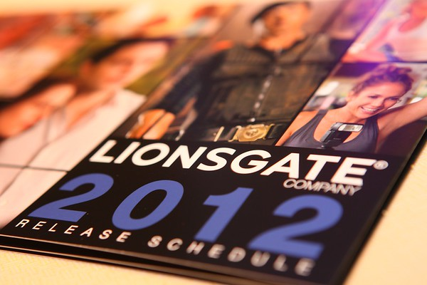1204107-005     LAS VEGAS - APRIL 25: The Lionsgate Cocktail party during the 2012 CinemaCon Convention held at Caesars Palace on April 25, 2012 in Las Vegas, Nevada.  (Photo by Ryan Miller/Capture Imaging)