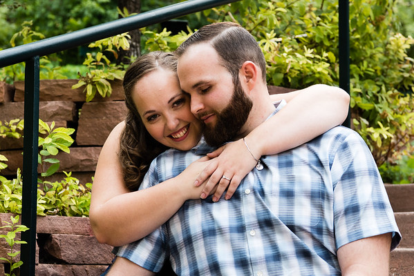 red butte garden engagement-814987