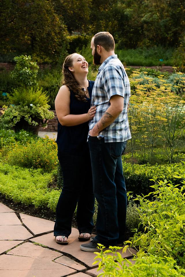 red butte garden engagement-814970
