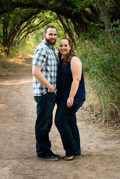 red butte garden engagement-800805
