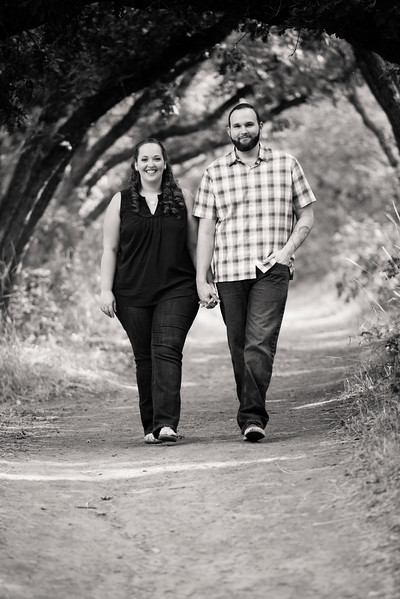 red butte garden engagement-800770