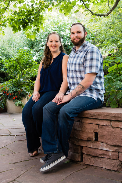 red butte garden engagement-814993