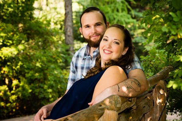 red butte garden engagement-800928