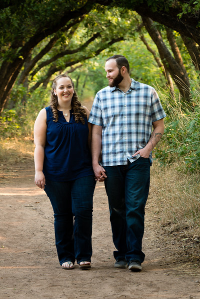 red butte garden engagement-800789