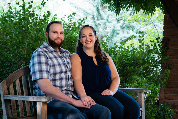 red butte garden engagement-815003