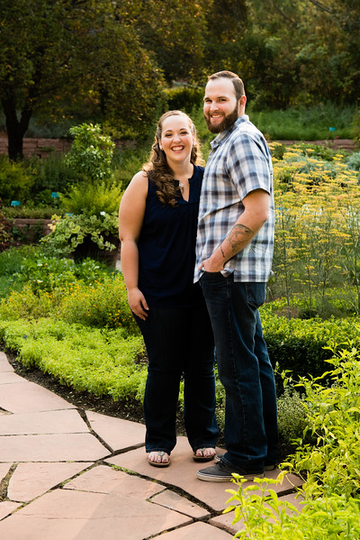 red butte garden engagement-814975