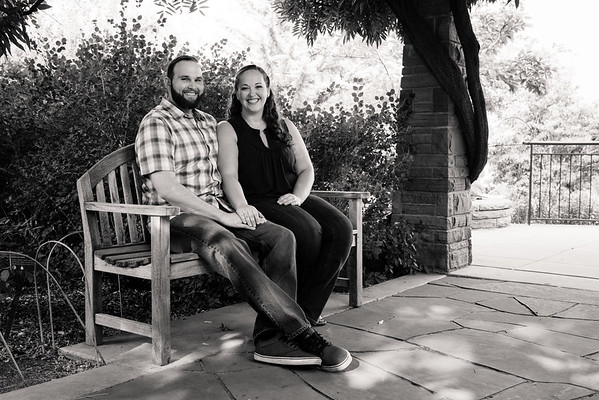 red butte garden engagement-815000