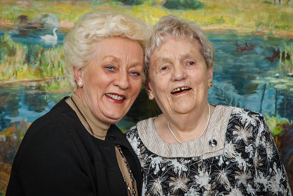 Liv Fostervoll - 85 år