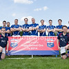 Lloyd's Rugby 7's Tournament. Richmond Athletic Ground. 15th May 2014. Team: RKH
