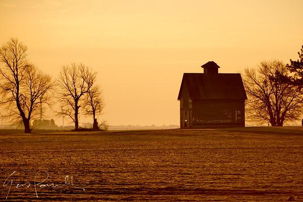 Good Morning Barn