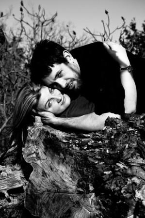 Lori and Brad