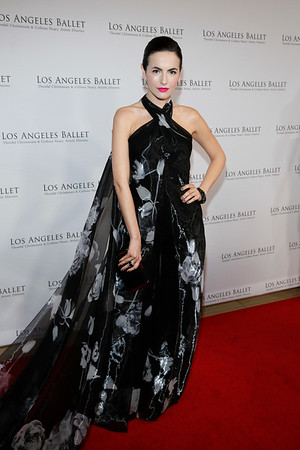 2019 Los Angeles Ballet Gala, Beverly Hills, America - 11 April 2019