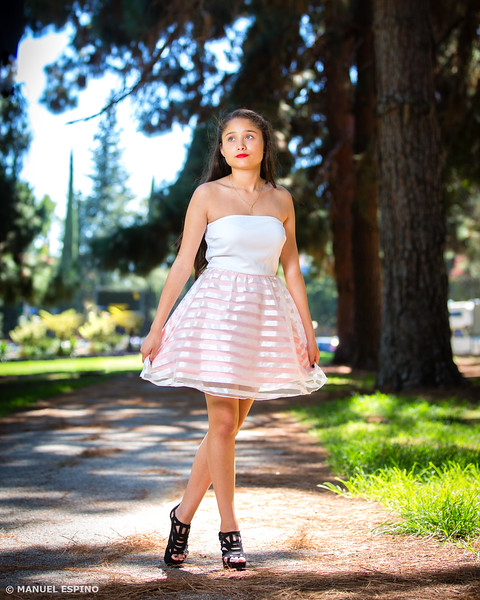 Los Angeles Pre Quinceanera_Retouched
