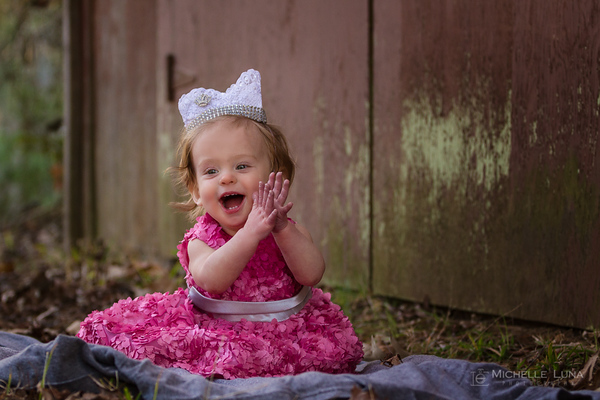 First Birthday Photo-Shoot - Ruston, LA (ML015B07-0031)