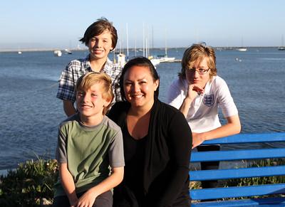 M Family Mini Beach Session 2012