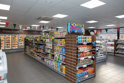 Costcutter Forfar Opening