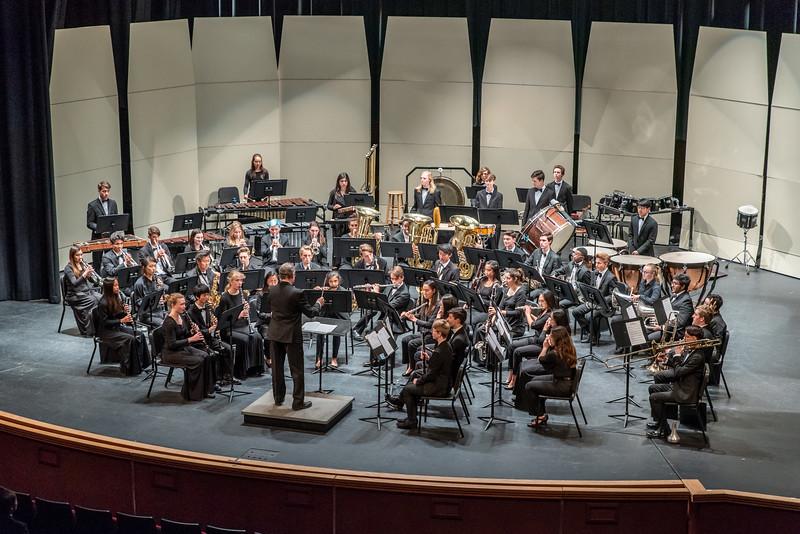 Poway Festival - Wind Ensemble 1 [2018-2019]