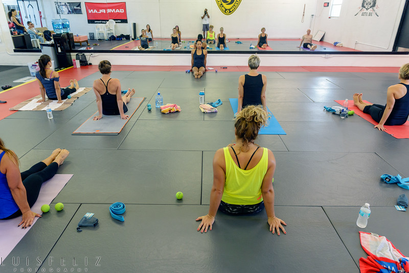 Yoga Tune Up-October 10, 2015-11