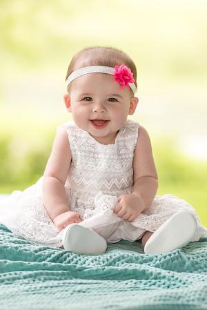 Madison Lynn 6 Months