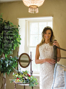 Premier Bride Fashion Preview insdie Peter Allen House