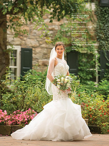 Premier Bride Fashion Preview at Peter Allen House