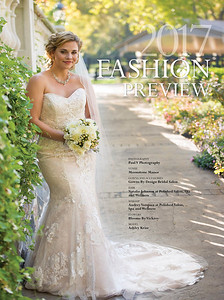 Premier Bride Fashion Preview opening spread