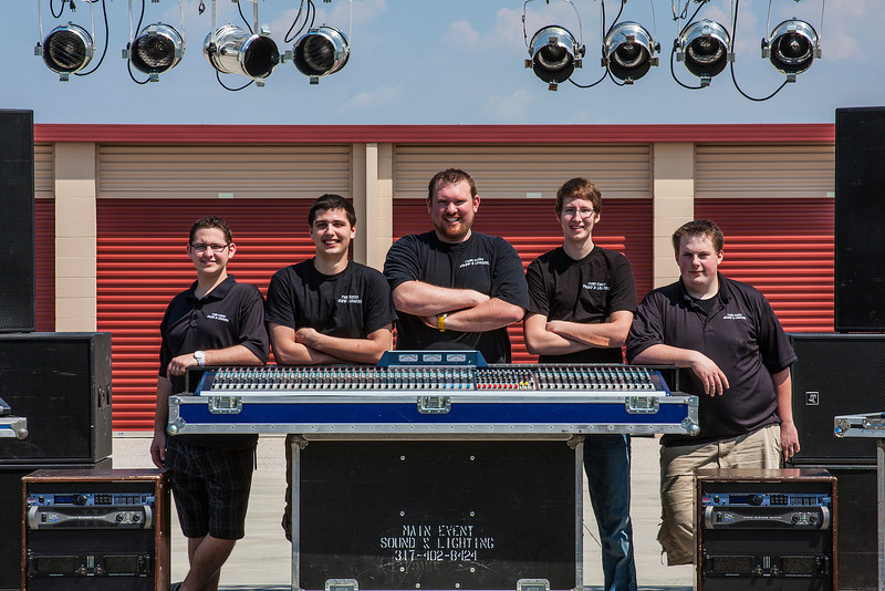 """Main Event Sound & Lighting - Live concerts, corporate events, outdoor festivals, theatrical productions -  <a href=""""http://www.maineventsound.com"""">http://www.maineventsound.com</a>"""