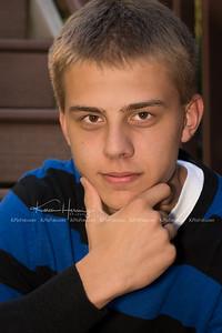 Austin's Sr Portraits