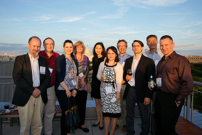 June 16, 2012 - IBM Reception