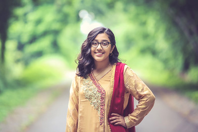 Manal's Graduation