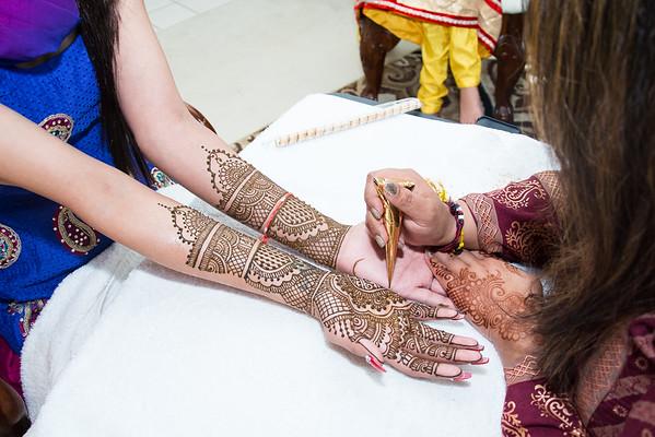 Sukhwant's  Mendhi