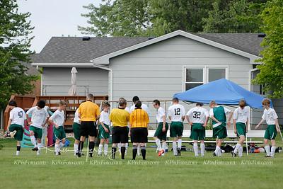 Mankato United U15 Boys vs St Louis Park 5-23-10