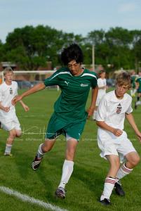 Mankato United U15 Boys vs Eden Prairie 6-22-10
