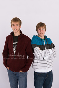 Walker and Taite Sr Portraits