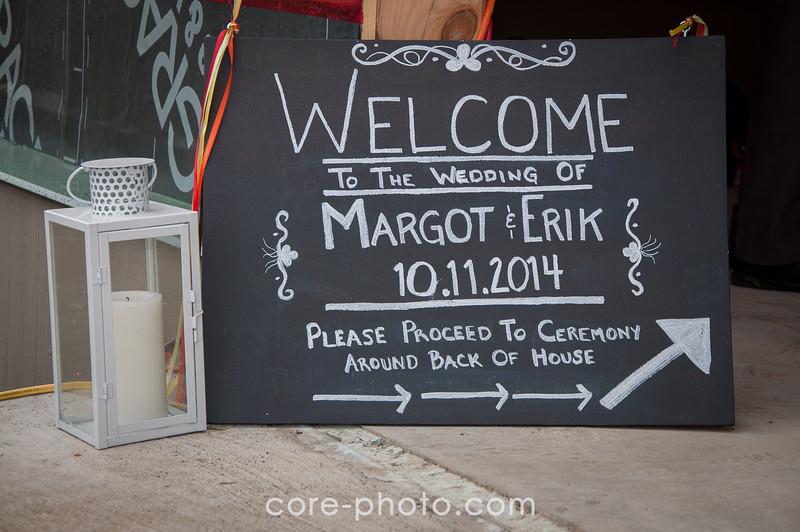 Margot & Erik