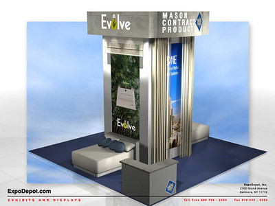 Mason, 20' Tower Conceptual Graphics