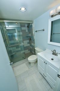 2nd Floor Master bedroom.New shower.