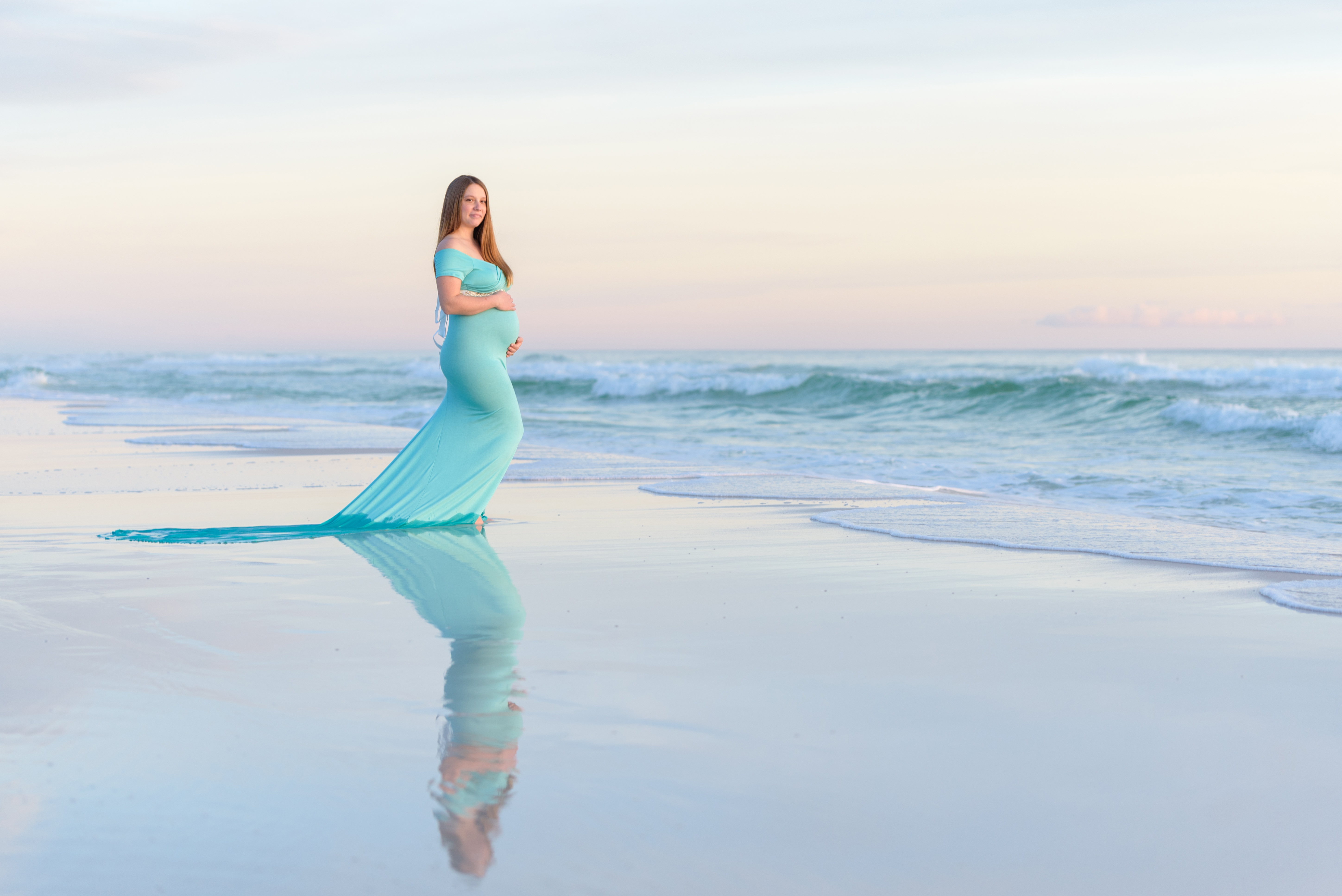 Lindsey-Destin Maternity Photographers