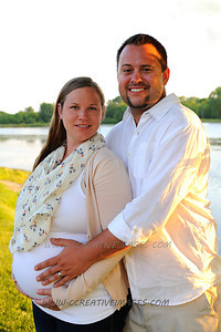 Lakemoor IL Photographer. Maternity Portraits Tanya and Jim V.  6.15.14