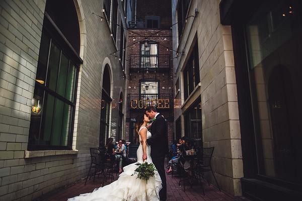 Maureen & Mike :: married!