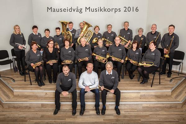 Mauseidvåg Musikkorps