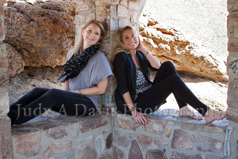 Senior Portraits 3324 Gates Pass, Tucson, Arizona, Judy A Davis Photography